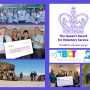 Paul's Place volunteers receive the Queen's Award for Voluntary Service