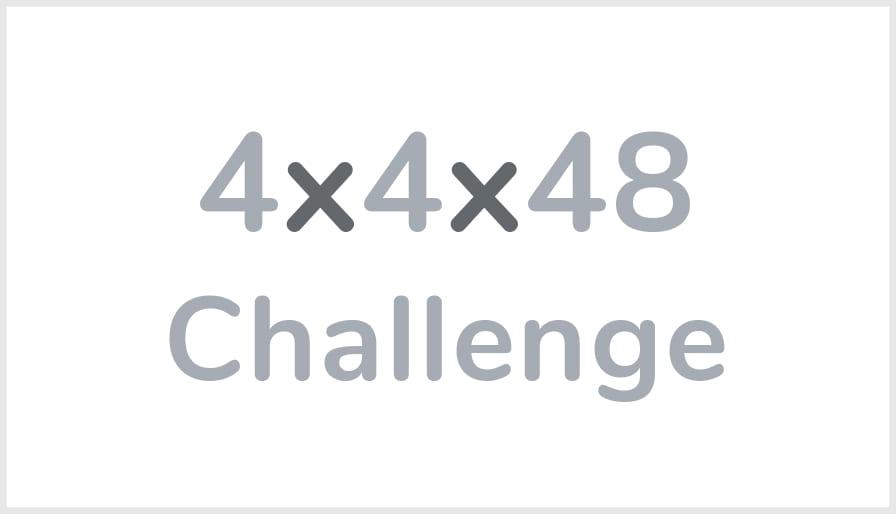 4x4x48-challenge